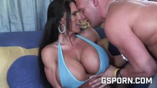 Milf with big boobs wants a big cumshot