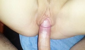 Sucking my new fuck buddy while hubby fucks me & finger fucked to orgasm!