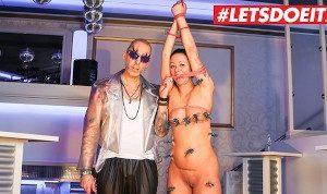 LETSDOEIT – Kinky BDSM Fetish Sex with Hot German MILF