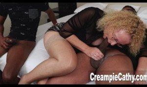 Huge BBC Creampie