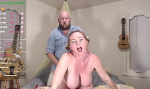 Daddy Fucks Pregnant Bunnie Hairy Armpit Before Amazon Position