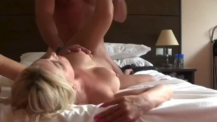 Please cum inside my Ass stepson- StepMom teach Son about sex