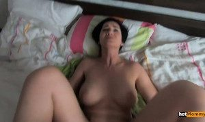 My hot stepMom tells she likes my dick