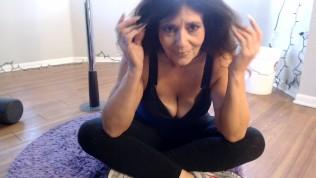 MY NEIGHBORS husband trains my pussy well