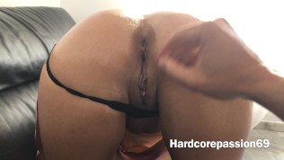 Asian Girl Smoking Cigarette And Sucking My Cock, Doggystyle, and Cowgirl