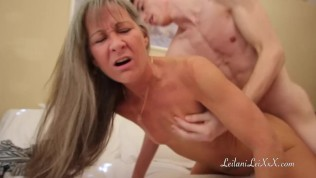 Milf Tricked by Young Man