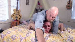 Pregnant Blonde Milf Massive Screaming Orgasm And Creampie