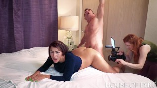 BTS 19 year old Valentina Jewels Picked up & Fucked