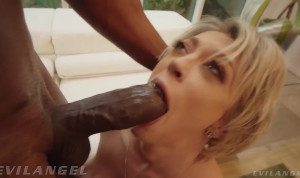 Hot Anal MILF Dee Williams Takes BBC – EvilAngel