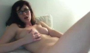 Nerdy Teen Masturbates on Cam – Part 2 on FilthyCamGirls.com