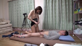 Japanese First Rate Deflowering at home