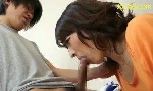 JAV (Japanese Adult Video) – MILF Handjob From Japanese Moms Compilation 11