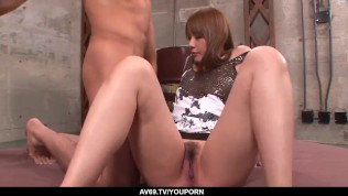 Rinka Aiuchi sensational Japanese anal and pussy XXX – More at 69avs.com